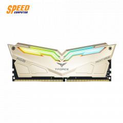 T-FORCE RAM PC NIGHT HAWK WHITE RGB 32GB 16*2 BUS3200