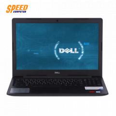 DELL W566015150OPPTHW10-3581-BK NOTEBOOK i3-7020U/4GB/HDD 1TB/AMD Radeon 520 2GB/15.6 FHD/WINDOWS10/BLACK