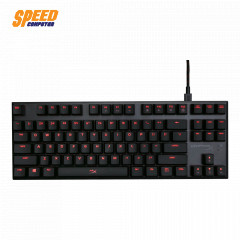 HYPERX GAMING KEYBOARD ALLOY FPS PRO TKL RED SW US
