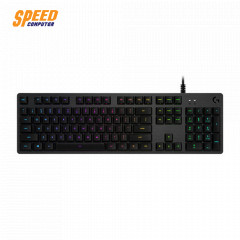 LOGITECH GAMING KEYBOARD G512 CARBON CLICKY RGB