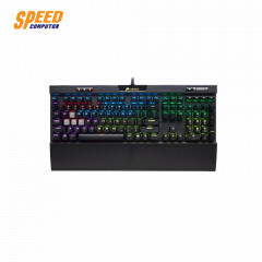 CORSAIR GAMING KEYBOARD STRAFE MK.2 RGB CHERRY MX SLIENT SW THAI