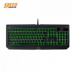 RAZER KEYBOARD BLACKWIDOW ULTIMATE IP54 GREEN SW THAI