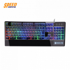 NEOLUTION E-SPORT KEYBOARD T REX 2 RGB COLOUR RUBBER DOME SW THAI