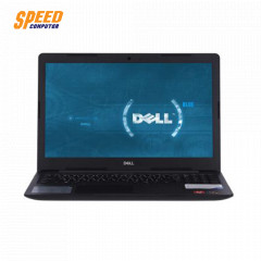 DELL W566015106THW10-3581-BK NOTEBOOK i3-7020U/RAM 4 GB/HDD 1 TB/Intel HD Graphics/15.6 FHD/WINDOWS 10 HOME/BLACK