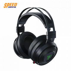 RAZER HEADSET NARI WIRELESS CHROMA 2.0 STEREO THX SPATIAL AUDIO 16 HOURS MICRO USB CHANGING