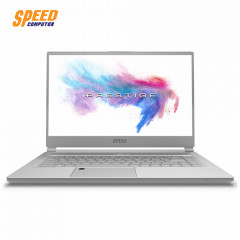 MSI P65 CREATOR 9SE-1016TH NOTEBOOK i7-9750H/RAM 16GB*2(2666MHz)/HDD 1TB (512GB*2) NVMe/RTX 2060 6 GB/15.6 FHD/WINDOWS 10