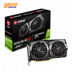 MSI VGA CARD GEFORCE GTX1650 GAMING X 4GB GDDR5 OC DP*2,HDMI