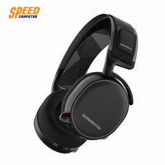 STEELSERIES HEADSET ARCTIS 7 BLACK (2019 EDITION) 7.1 DTS WIRELESS 2.4 GHZ USB MAC/PC/XBOX/PS/MOBIEL/VR