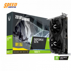 ZOTAC GAMING VGA CARD GTX1660TI 6GB GDDR6 192BIT