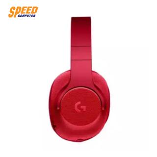 LOGITECH-G433-RED