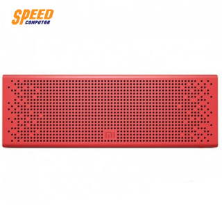 QBH4105GLXIAOMI BLUETOOTH SPEAKER (RED)