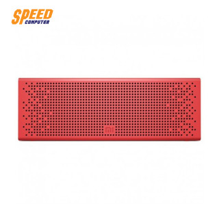 QBH4105GLXIAOMI BLUETOOTH SPEAKER (RED)