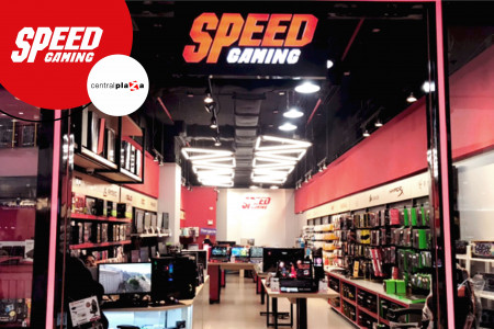 Speed Gaming Central Plaza WestGate