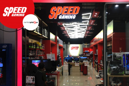 Speed Gaming Central Plaza Chaengwattana