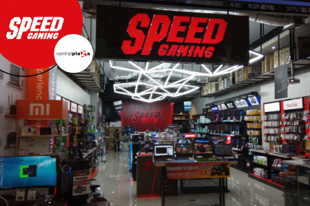 Speed Gaming Central Plaza Rama ll
