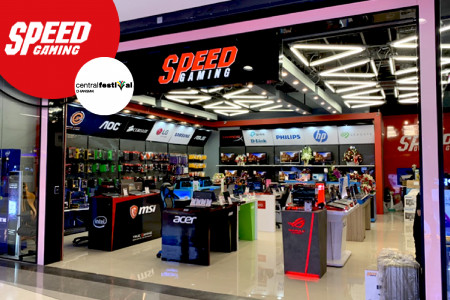 Speed Gaming Central Festival Chiangmai