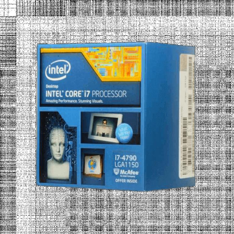 ซีพียูคอมพิวเตอร์ CPU INTEL I7 4790   Speed Com   สินค้าไอทีและเกม